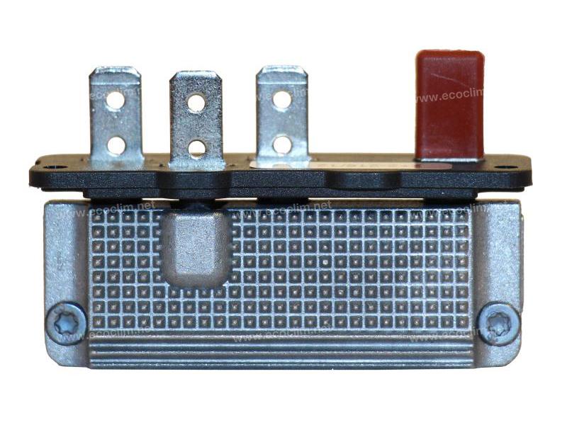 Composant électrique Résistance SPAL RESISTANCE 24V 3VITESSES |  | 20602011