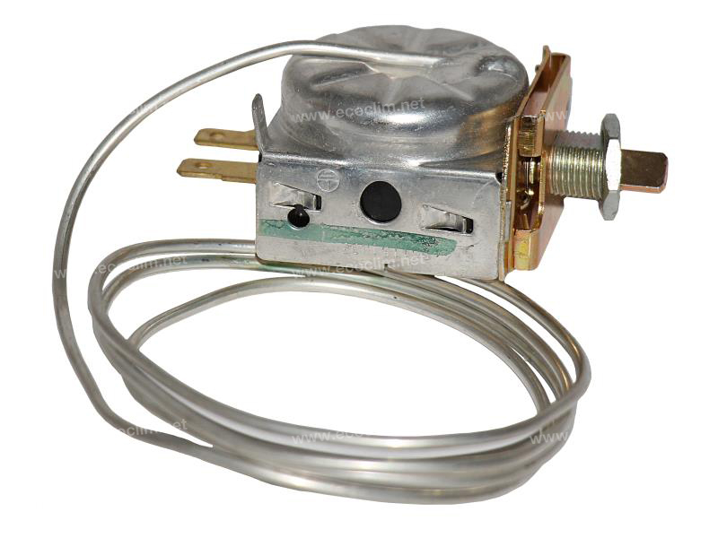 Thermostat A bouton