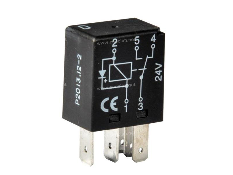 on Blower Motor Relay Switch