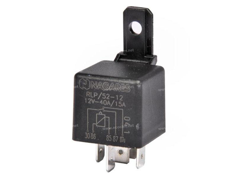 Composant électrique Relais NAGARES RLP/52-12 12V