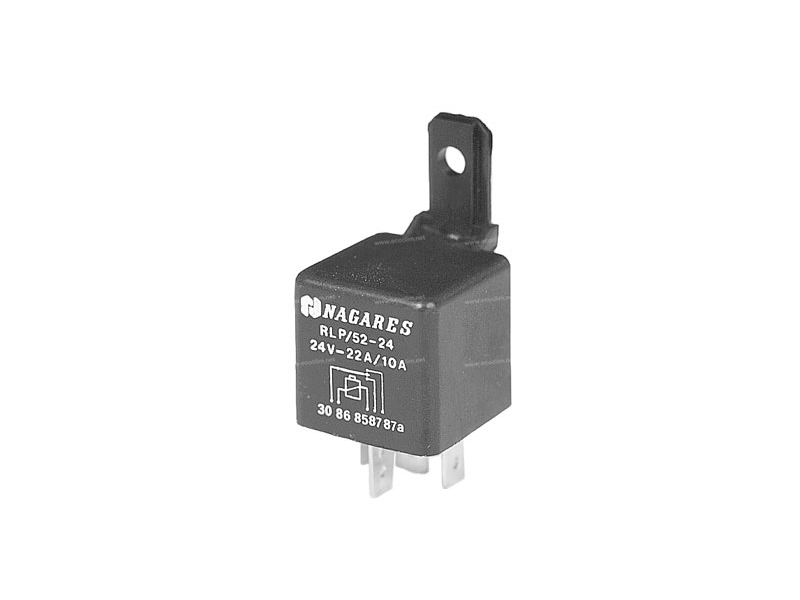 Composant électrique Relais NAGARES RLP/52-24 24V