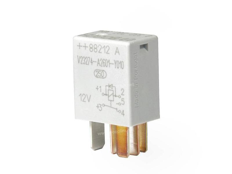 Composant électrique Relais CONTACT BIDIRECTIONNEL 12V