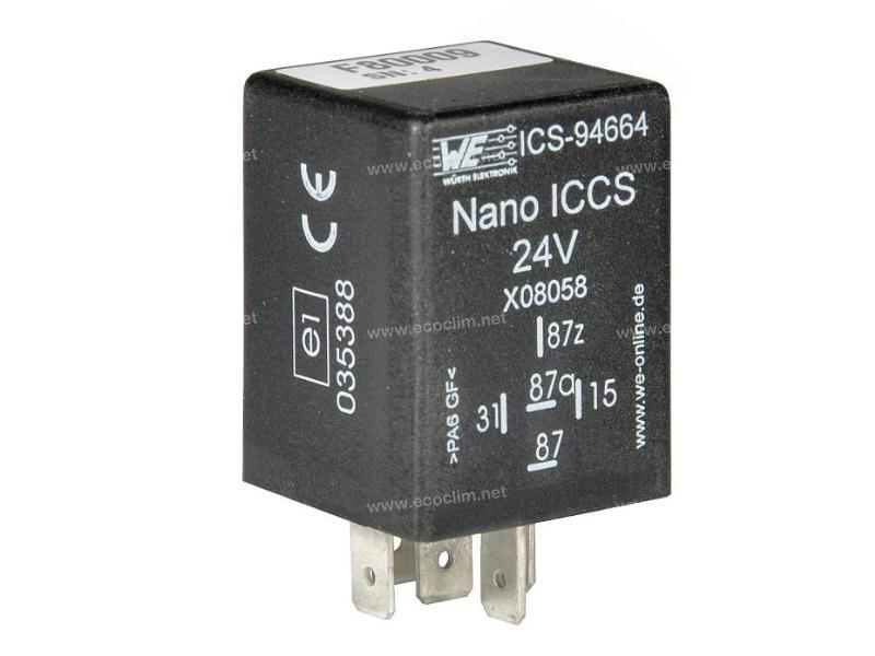 Composant électrique Relais TEMPO 24V PREREG1500 ON/30OFF