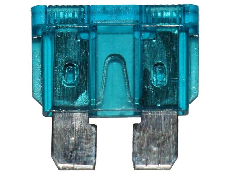 Composant électrique Divers Fusible BROCHE A2 FUSIBLE 15A BROCHE A2 BLEU