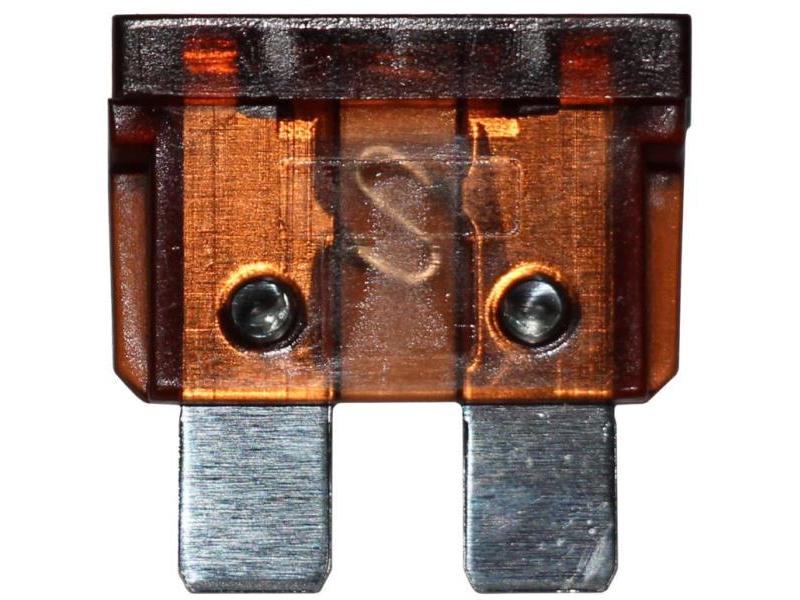 Composant électrique Divers Fusible BROCHE A2 FUSIBLE 7.5A BROCHE A2 MARRON