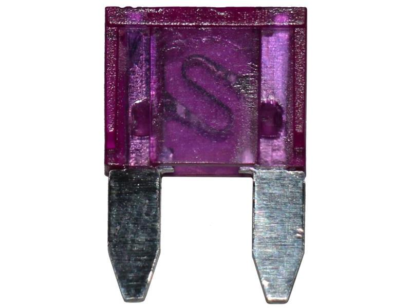 Composant électrique Divers Fusible MINIFUSE FUSIBLE 3A MINIFUSE VIOLET