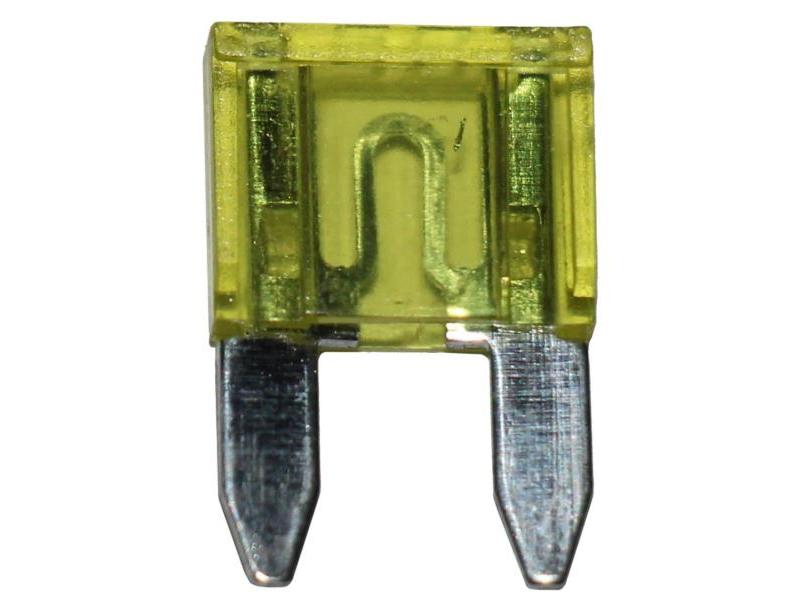 Composant électrique Divers Fusible MINIFUSE FUSIBLE 20A MINIFUSE JAUNE