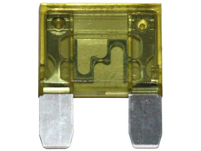 Composant électrique Divers Fusible MAXIFUSE FUSIBLE 20A MAXIFUSE JAUNE