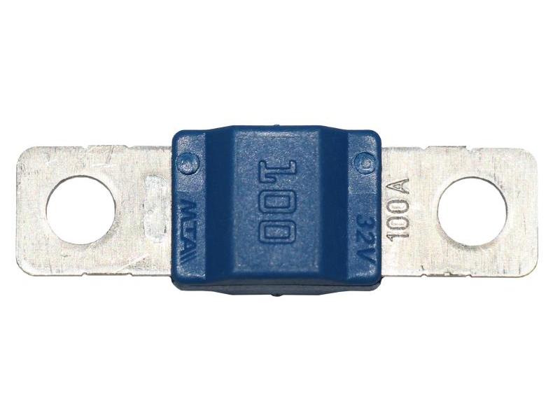 Composant électrique Divers Fusible MIDI FUSIBLE 100A MIDI BLEU