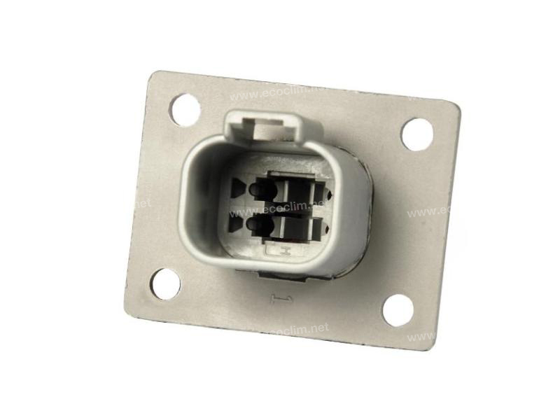 Composant électrique Connecteur DEUTSCH Receptacle RECEPTACLE 4VOIES DT04-4P-L012