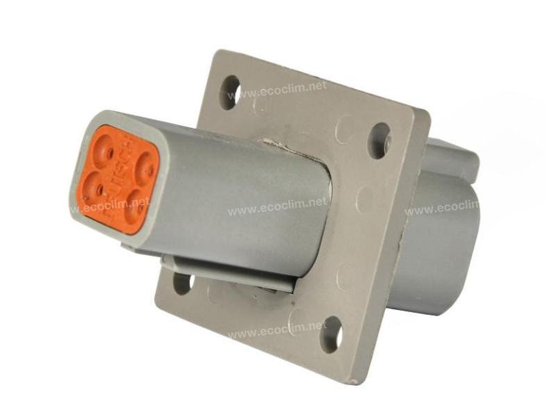 Composant électrique Connecteur DEUTSCH Receptacle RECEPTACLE 4VOIES DT04-4P-L012 |  |