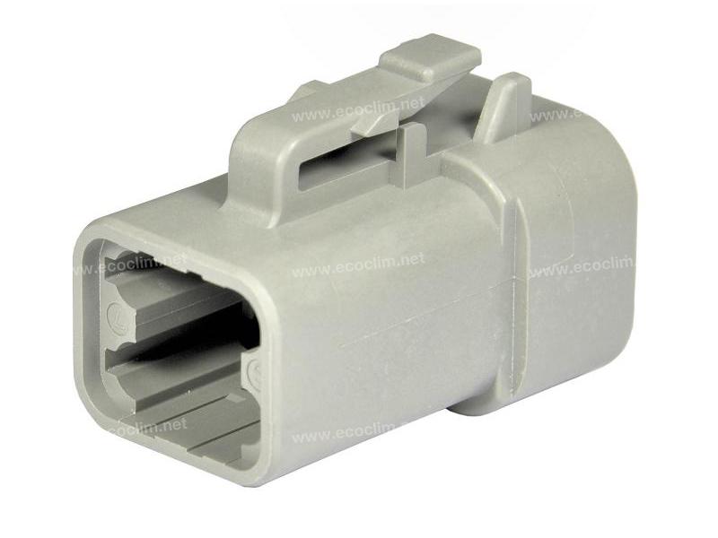Composant électrique Connecteur DEUTSCH Connecteur FEMELLE 4 VOIES DTP06-4S
