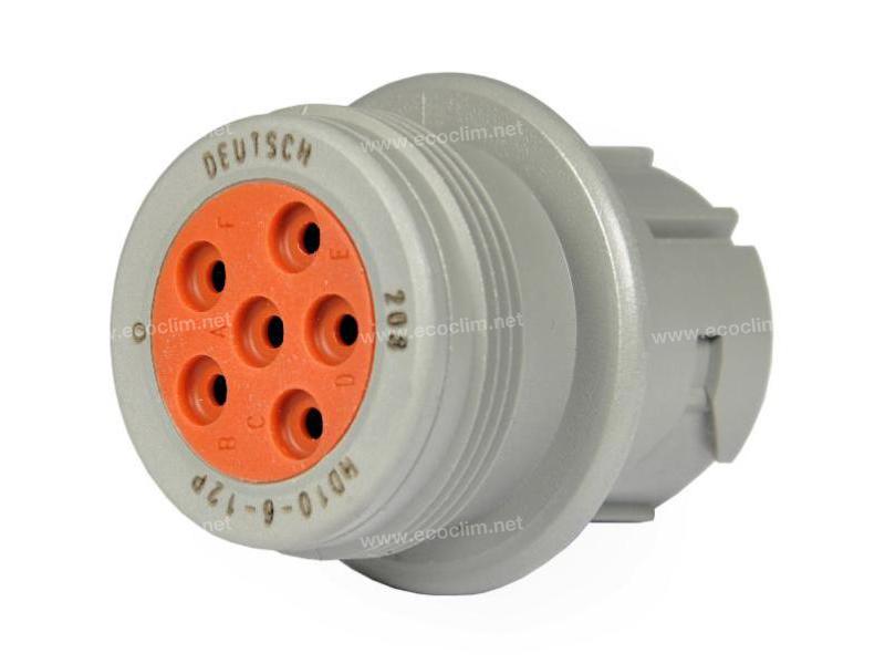 Composant électrique Connecteur DEUTSCH Connecteur 6 VOIES HD10-6-12P |  |
