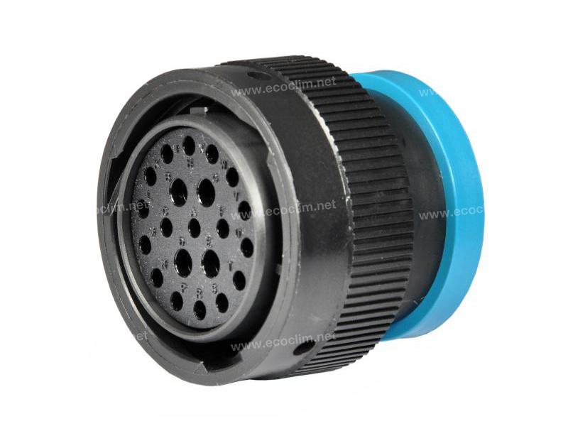 Composant électrique Connecteur DEUTSCH Connecteur 24 VOIES HDP HDP262421SE L017