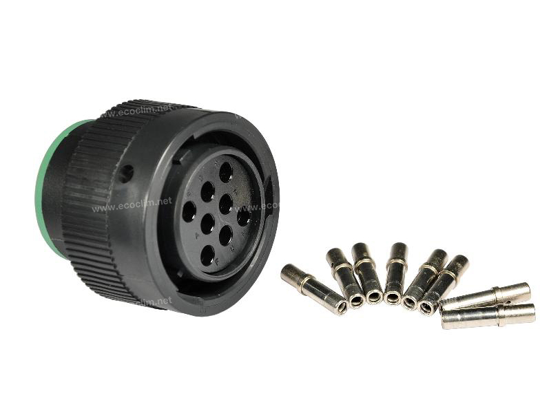 Composant électrique Connecteur DEUTSCH Kit 8 VOIES HDP26-18-8SE |  |