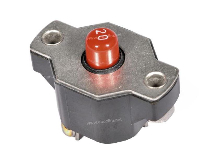 Composant électrique Coupe circuit MANUEL 20 AMPERES