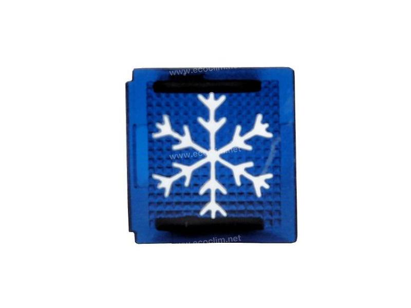 Composant électrique Interrupteur  LOGO CLIM POUR 273B29