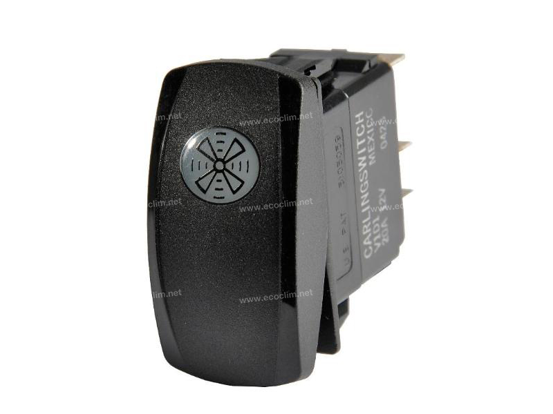 Composant électrique Interrupteur Carling Technologies Préssurisation