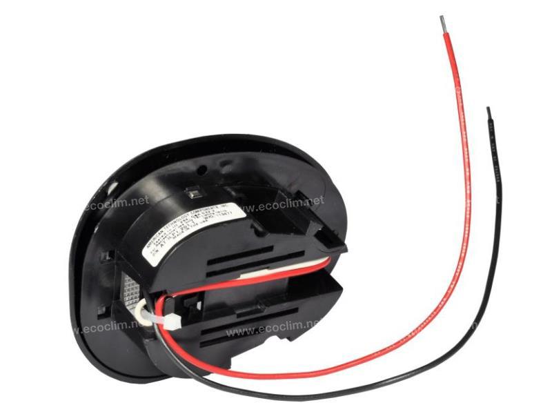 Composant électrique Divers  PLAFONNIER ENCASTRABLE NOIR 12 |  |