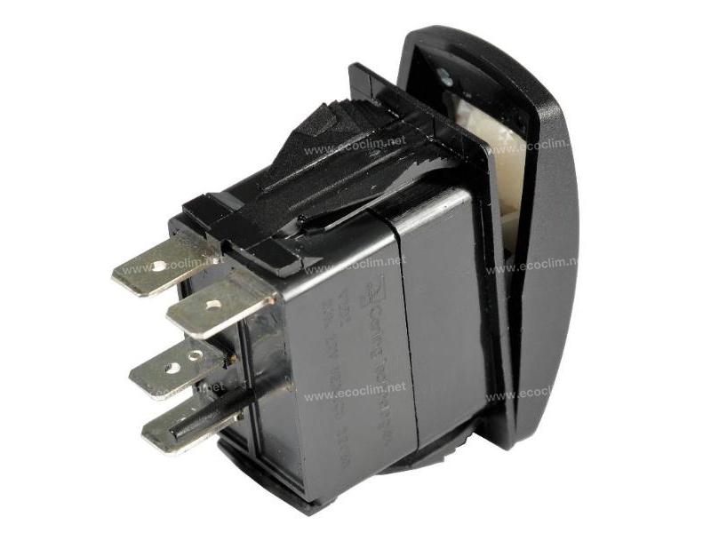 Composant électrique Interrupteur Carling Technologies GYROPHARE |  |