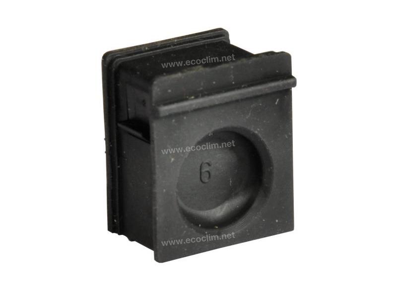 Composant électrique MURRPLASTIK OBTURATEUR BTK/E  KDL/E