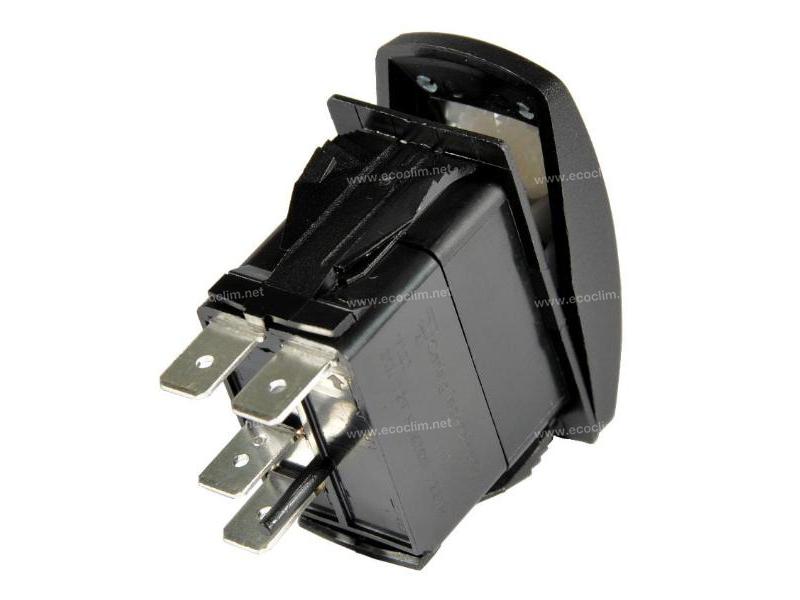 Composant électrique Interrupteur Carling Technologies AIR CONDITIONNE 12V     