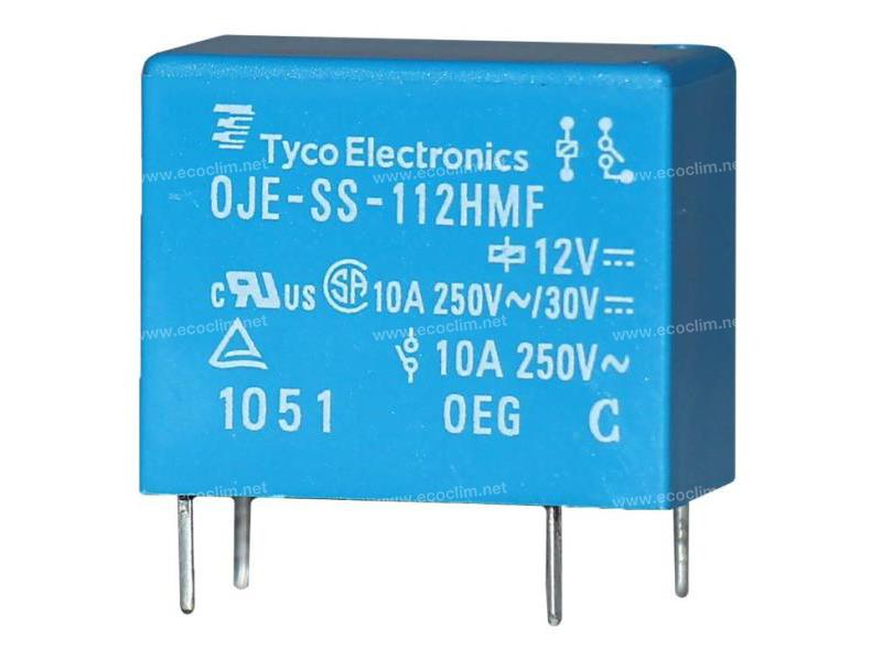 Composant électrique Relais RELAIS 12V 10A