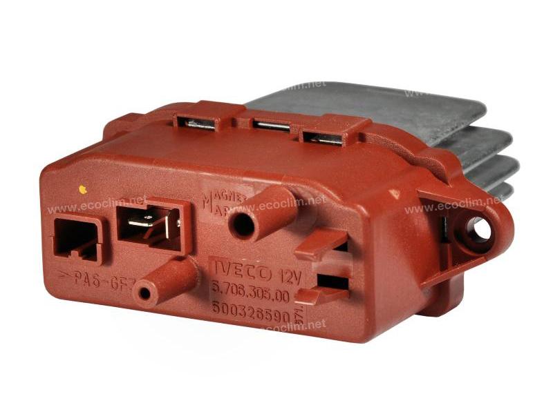 Composant électrique Résistance  | 3907310M1 | 220-620