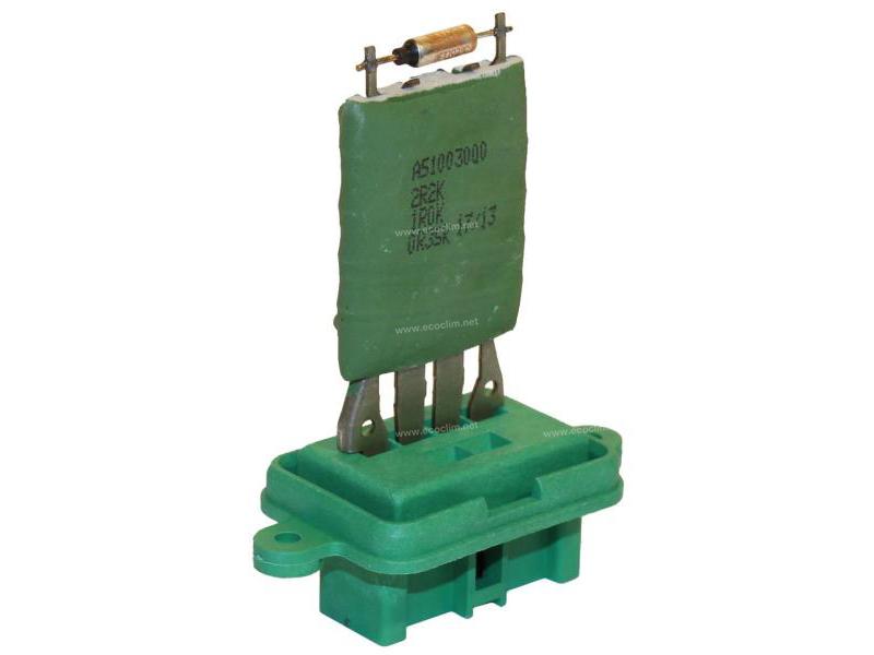 Composant électrique Résistance 4 connecteurs