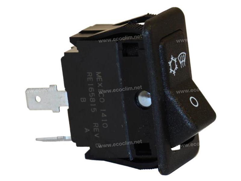 Composant électrique Interrupteur  INTERRUPTEUR | RE165815 | 206-670
