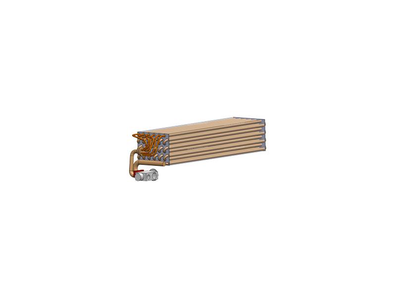 Echangeur Evaporateur  | 06258622 - 6258620 - 6258622 | 590-2905 - CP024