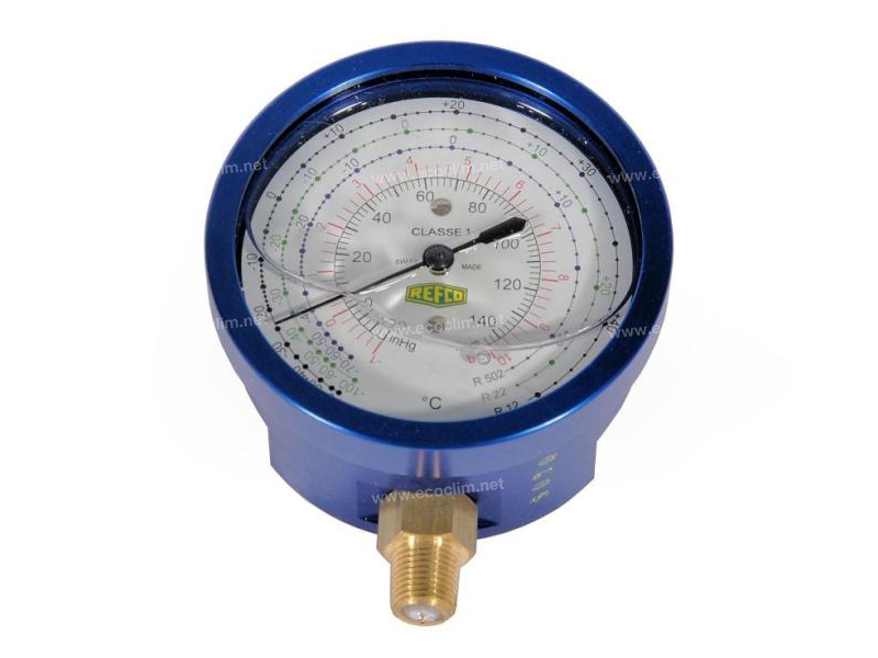 Station Spare parts for filling stations Manometer MANOMETRE BAIN D'HUILE BP R12 |  |