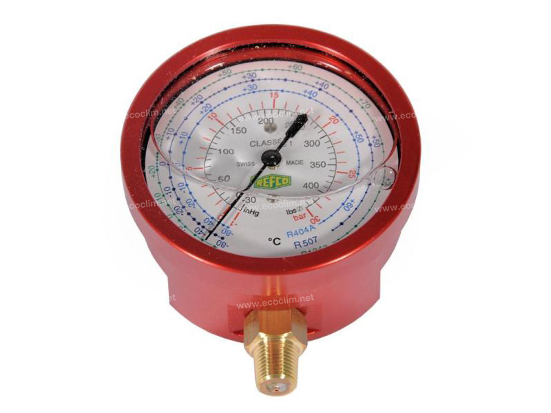 Station Spare parts for filling stations Manometer MANOMETRE BAIN D'HUILE HP R13a |  |