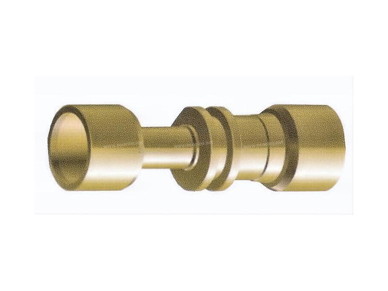 Raccord De réparation de ligne rigide Réducteur ALU 13 mm / 9.53 mm