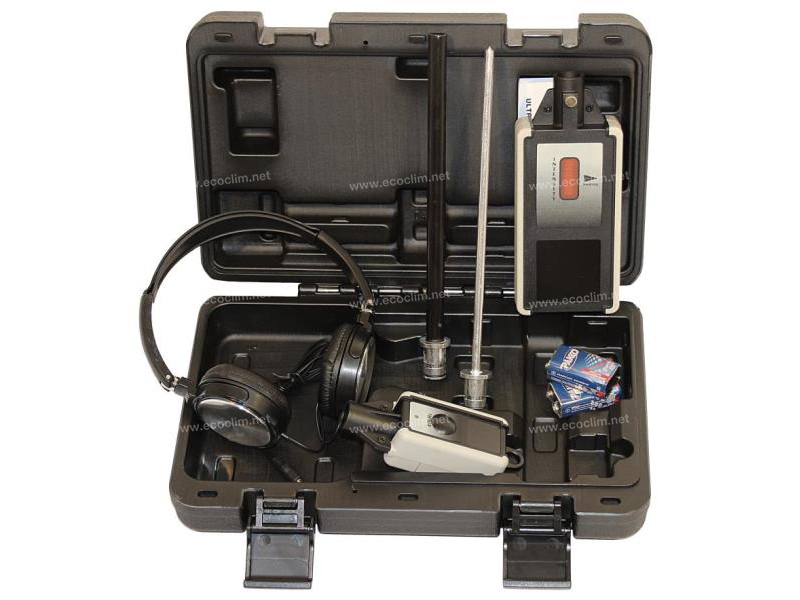 Tools and consumable Leak detection Leak detection DETECTEUR ULTRASON |  |