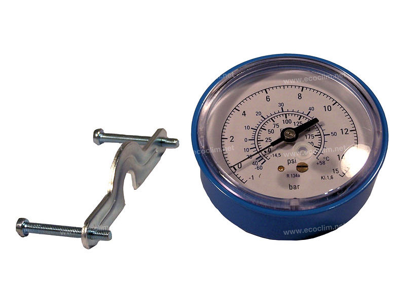 Station Spare parts for filling stations Manometer MANOMETRE BASSE PRESSION |  |