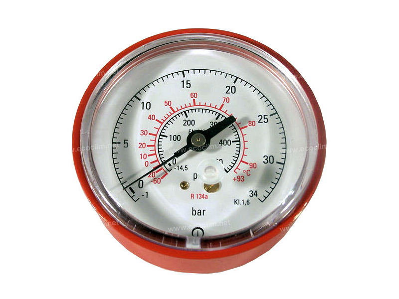 Station Spare parts for filling stations Manometer MANOMETRE HAUTE PRESSION |  |