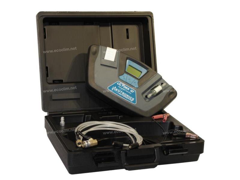 Outillage et consommable Accessoire Analyseur de gaz refrigerant Analyseur de réfrigérant R134a