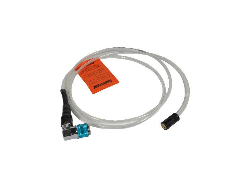 Outillage et consommable Accessoire Analyseur de gaz refrigerant FLEXIBLE RACCORD ANALYSEUR