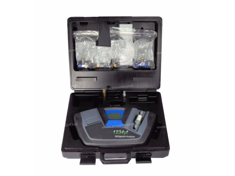 Outillage et consommable Accessoire Analyseur de gaz refrigerant Analyseur réfrigérant 1234yf
