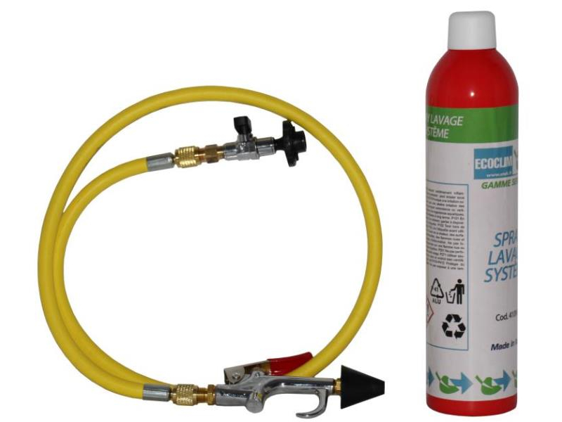 Tools and consumable Rinsing tools Equipment KIT SPRAY DE LAVAGE