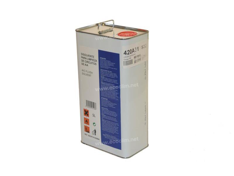 Outillage et consommable Outillage de rinçage Liquide LIQUIDE DE RINCAGE 5L