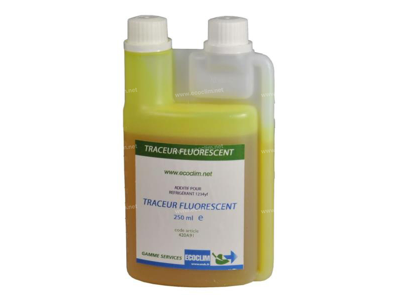 Tools and consumable Leak detection Leak detection TRACEUR 1234YF 250ml |  |