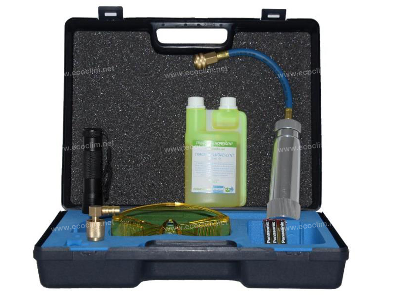 Tools and consumable Leak detection Leak detection COFFRET LAMPE UV