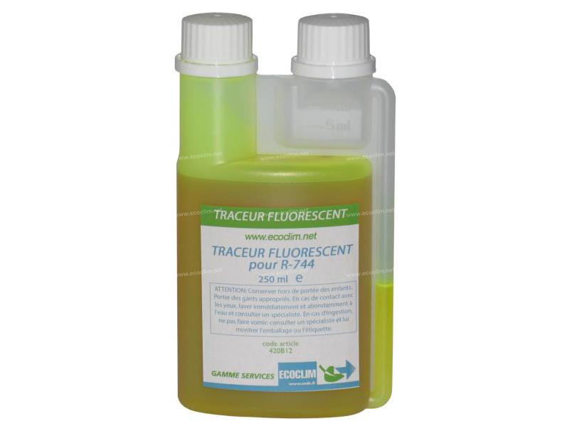 Outillage et consommable Détection de fuites Détection de fuites TRACEUR R744 CO2 250ml
