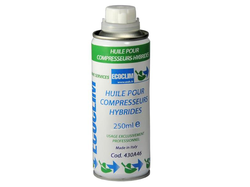 Tools and consumable Oil Hybride car HUILE COMP HYBRIDE 250ML
