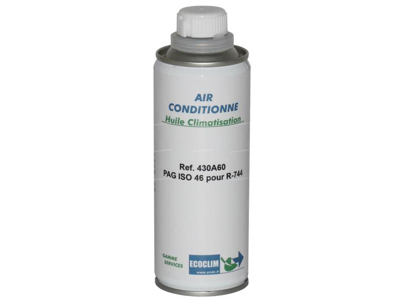 Outillage et consommable Huile R134a HUILE R744 CO2