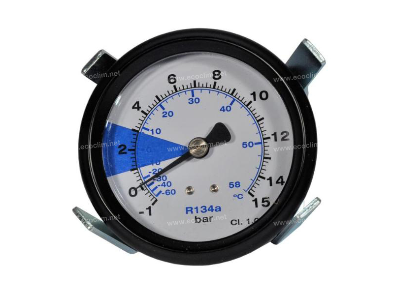 Station Spare parts for filling stations Manometer BP 80MM -1/15B R134a 1234yf |  |