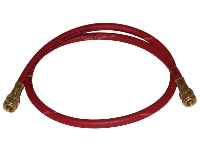 Tools and consumable Charge hose 0.90m 1/4-1/4
