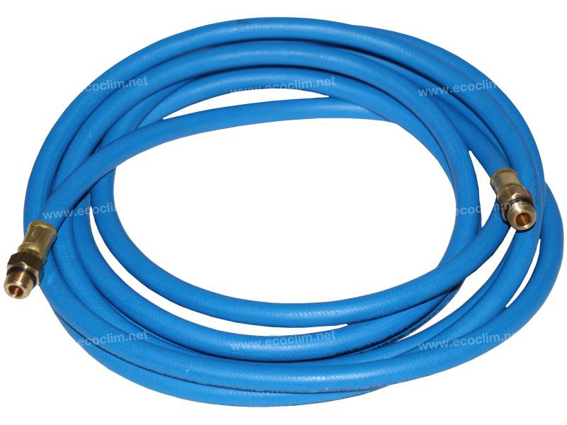 Tools and consumable Charge hose 4m BLEU BP 1234yf